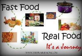 Healthy Food Meme - fast food real food part 1 the prairie mom