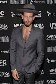 men are now objectified more younger s nico tortorella likes being objectified daily mail