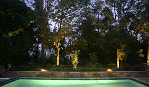 trees gardens and paths outdoor lighting perspectives of