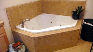 bathroom wonderful corner whirlpool tub with shower 96 full