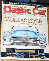 Hemmings Classic Car - cheap old car magazine subscriptions find old car magazine