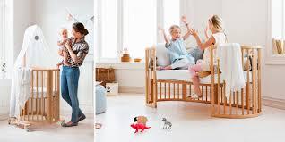 Are Mini Cribs Safe by Stokke Sleepi Mini Nursery Stokke