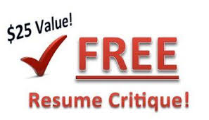 Resume Critique Resume Writing Services Home Facebook