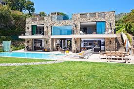 beach style house multi million dollar italian style house on malibu beach
