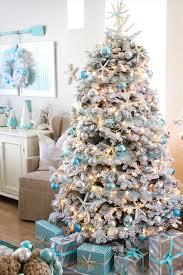 Blue Christmas Table Decoration Ideas by Diy White And Blue Christmas Decorations Ne Wall