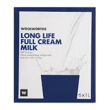 woolworths home decor long life full cream milk 6x1l woolworths co za