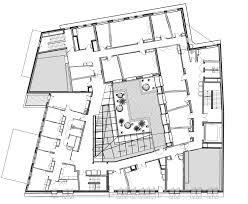 Paris Apartment Floor Plans Music In Paris Features Copper Walls And Cantilevered Studios