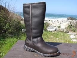 womens boots ugg ugg australia brown womens boot sheepskinshoes com