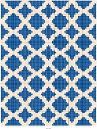 moroccan trellis 2 designed by rocky rockin lola stitch