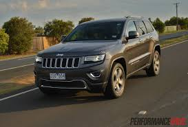 jeep grand cherokee limited 2014 2014 jeep grand cherokee limited v6 review video performancedrive