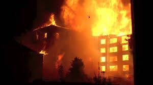 Graham Wa Wildfire by Five Alarm Fire 8 8 13 Portland Oregon Youtube