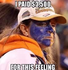 Denver Broncos Funny Memes - the 25 funniest broncos super bowl memes total pro sports