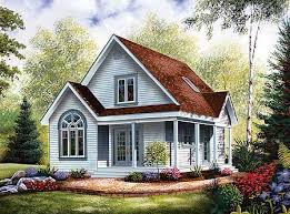 small cottage plans with porches 11 cottage house plans to