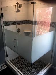 corner shower american mirror u0026 glass