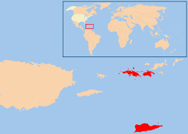 St Thomas Virgin Islands Map Atlas Of The United States Virgin Islands Wikimedia Commons