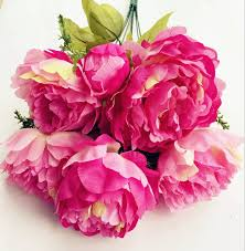 Fake Peonies Artificial Peony Picture More Detailed Picture About 10pcs 7