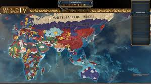 Hre Flag Modern Day Flag Map Made In Eu4 With The Custom Nation Designer