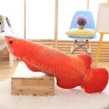 Circus Home Decor Home Decor Fish Cushion Bolster Throw Pillow Circus Style