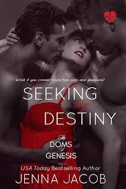 Seeking The Book Seeking My Destiny Book 8 Jacob