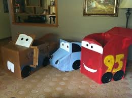 Halloween Costumes Cars Diy Homemade Disney Cars Halloween Costumes Tow Mater Sally
