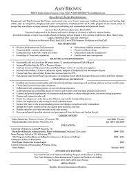 Sample Resume For Insurance Agent Cover Letter For Real Estate Agent Images Cover Letter Ideas