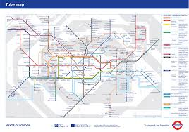 Mta Map Subway London Mapping Our Worlds