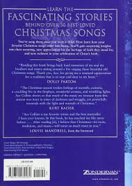 stories behind the best loved songs of christmas ace collins