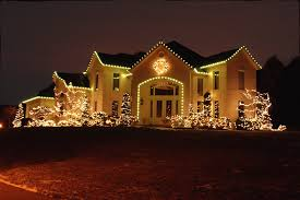 christmas house lighting christmas lights decoration