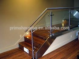 Buy Banister Apartment Indoor Stair Banister Railing Tempered Glass Buy