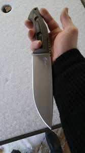 obsidian kitchen knives show your newest knife page 3 bladeforums com