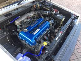 nissan cherry n12 1 6 175hp neo vvl vtec powered very rare in