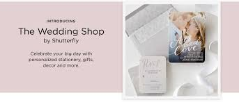 the wedding shop shutterfly