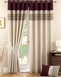 Rugby Stripe Curtains by Living Room Curtains With Horizontal Striped Contemporary Window