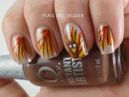 nails designs for thanksgiving 50 most beautiful thanksgiving nail art design ideas
