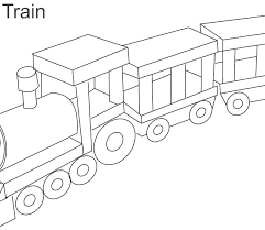 coloring page train car coloring page train train pictures to color train coloring pages