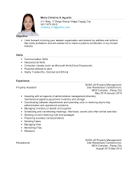 Sample Resume For Ojt Architecture Student by Ojt Resume Personal Information Contegri Com