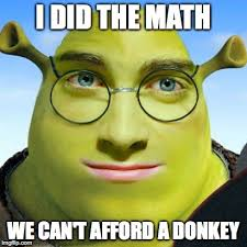 Shrek Memes - smart shrek imgflip