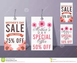s day sale mothers day sale shopping bag design eps 10 vector stock vector