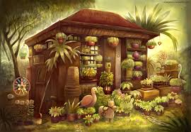 flower house flower house by alinemendes on deviantart