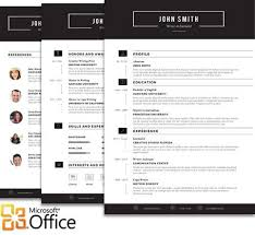 Office Resume Template 10 Best Our Creative Resume Templates Collection Images On