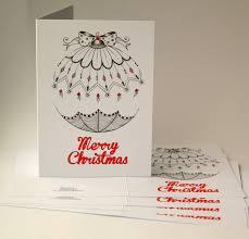 zentangle christmas cards merry christmas
