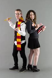 hermione granger halloween costumes harry potter costumes diy this harry and hermione couples costume
