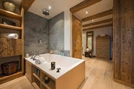 Open Bathroom Bedroom by Chalet Alpin Roc Verbier U2022 Alpine Guru