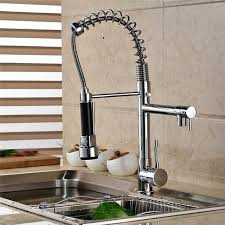 Kitchen Faucet Outlet Kitchen Chrome Plating Cold 2 Outlet Pull Kitchen
