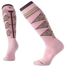 smartwool phd ski light pattern socks smartwool womens phd ski light pattern socks