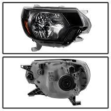 toyota tacoma hid fog lights xenon 12 15 toyota tacoma replacement headlights