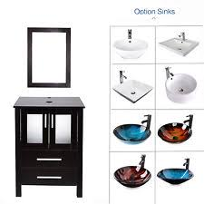 Bathroom Sink Vanity Combo Bathroom Sink Vanity Ebay