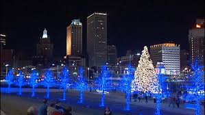 christmas lights in tulsa ok ice skating at the bok christmas pinterest