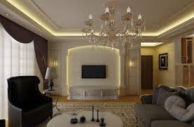 elegant living room colors pretty chandelier built in fireplace