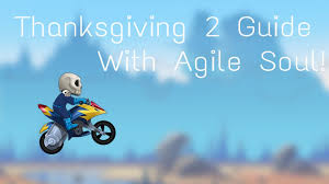 new level pack thanksgiving 2 with agile soul bike race